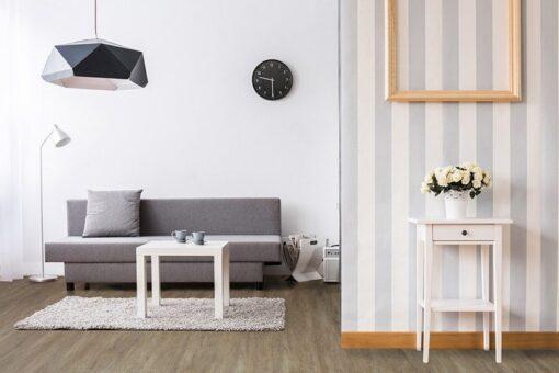 teak fusion cork floor tiles design for living room