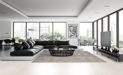 terrazzo 10mm forna cork uniclic flooring plank warm design