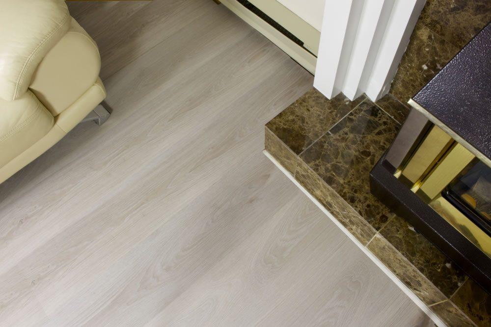 Vinyl Wood Flooring Cork Silver Pine