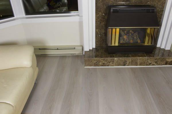 vinyl wood flooring cork silver pine fireplace