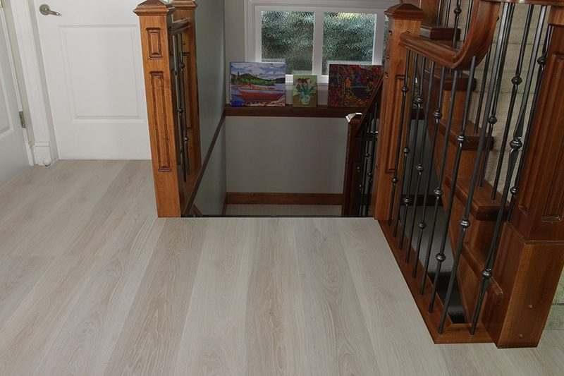 vinyl wood flooring cork silver pine floating