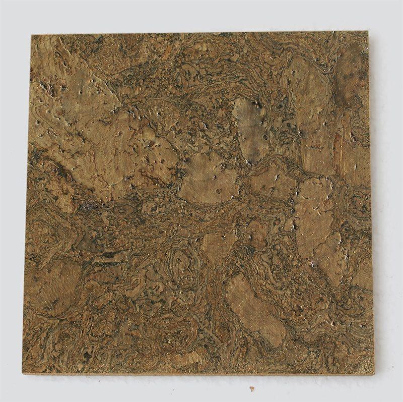walnut burlwood forna cork tiles sample