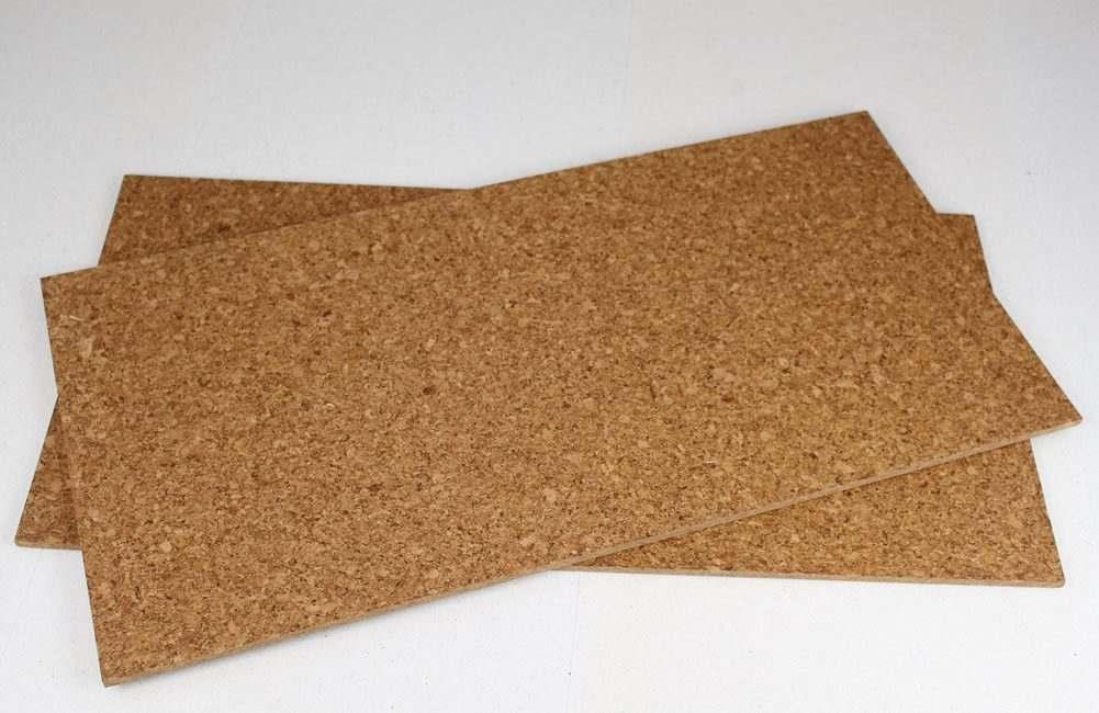 weight room cork floor tiles