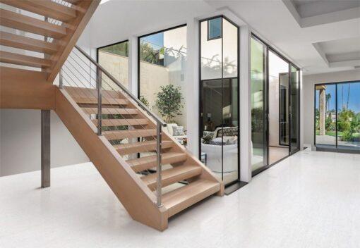 white bamboo cork floating flooring best basement floor light colour.jpg