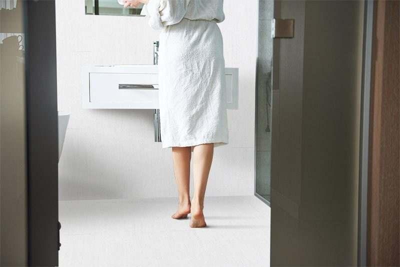 white bamboo cork tiles bathroom wall tiles hotel comfortable green luxury