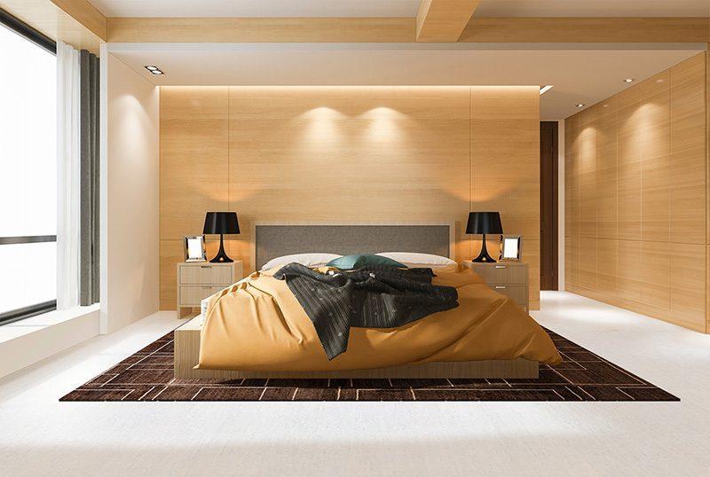 white bamboo tiles beautiful luxury yellow bedroom suite new york hotel