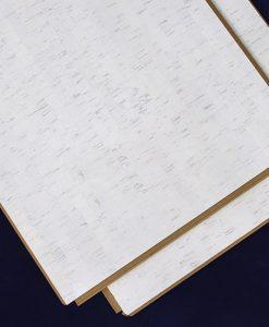 white floor bamboo cork floating click