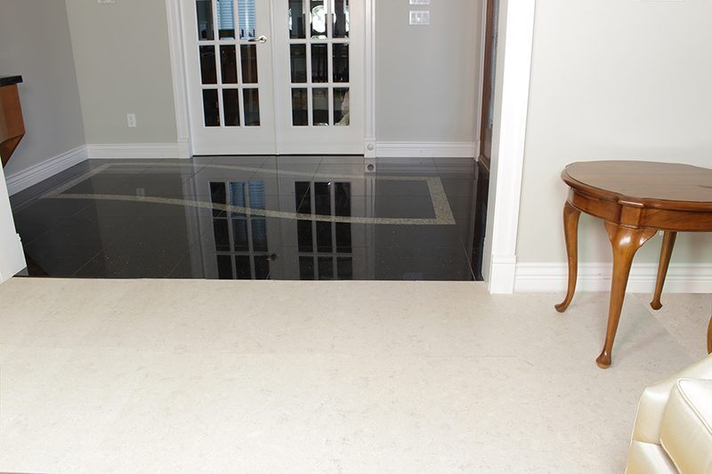 white flooring creme royale marble
