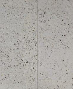 white leather beveled cork flooring forna