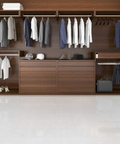 white leather forna cork flooring beautiful wood horizontal wardrobe walk in closet