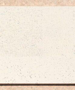 white leather forna cork tiles sample 1