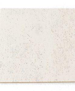 white leather forna cork tiles sample