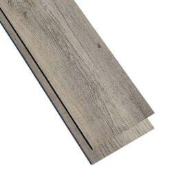 wild oak design 6mm cork glue down long tiles waterproof grey color icork USA
