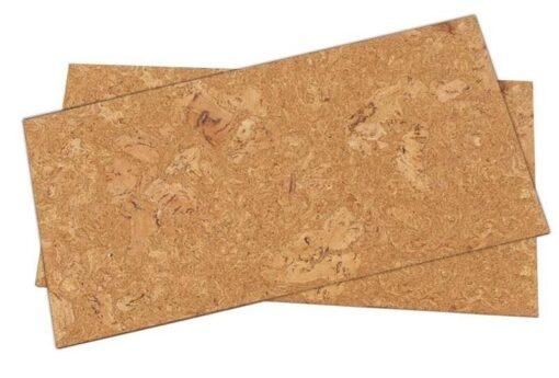 wood ridge cork floor tiles glue down forna natural colour